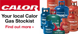 Your Local Calor Gas Stockist
